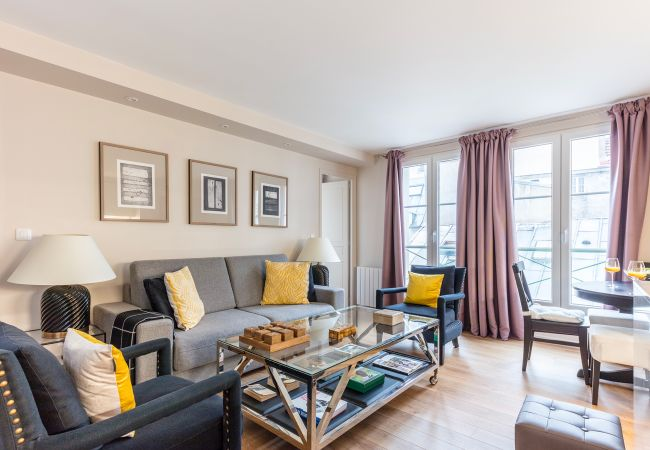 in Paris - CHARMING FAMILY APARTMENT NEXT TO LOUVRE